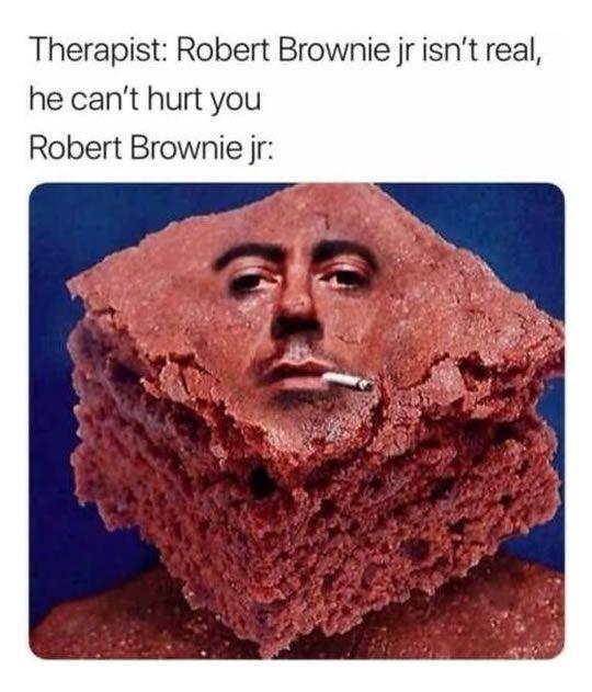 he cant hurt you - meme