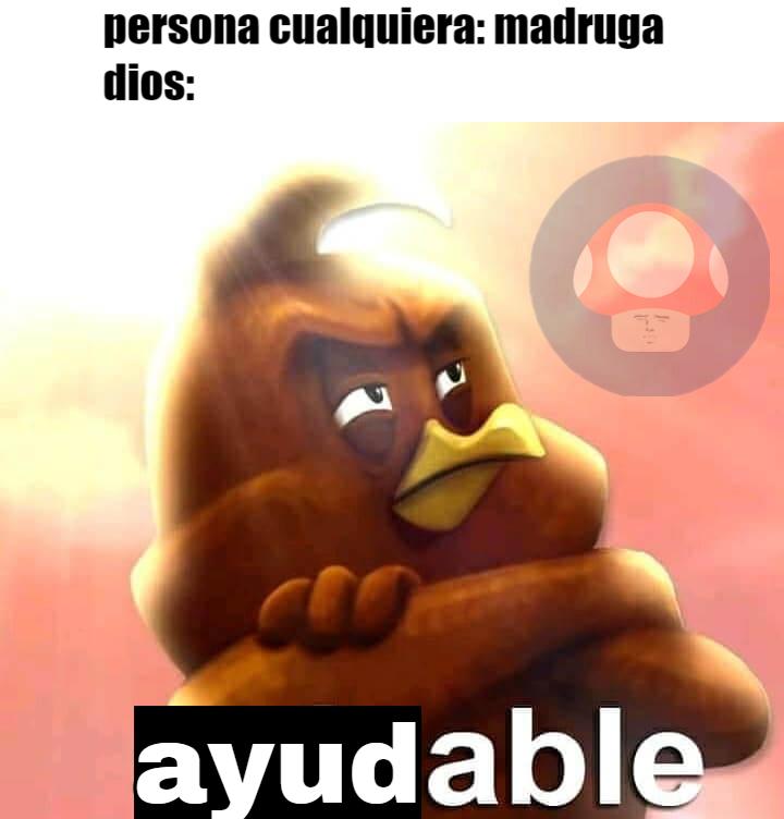 ayudable - meme