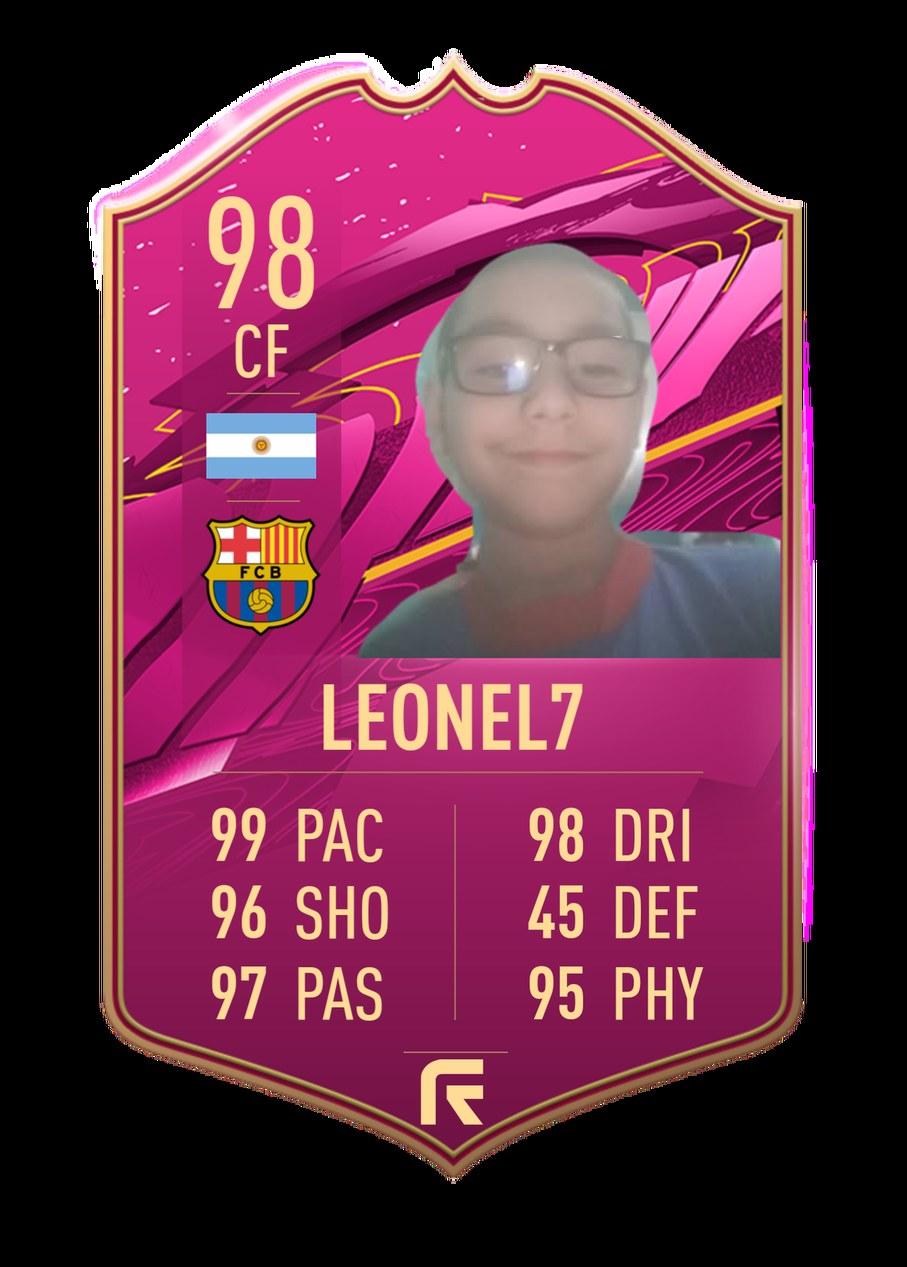 Leonel7 fifa - meme
