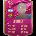 Leonel7 fifa