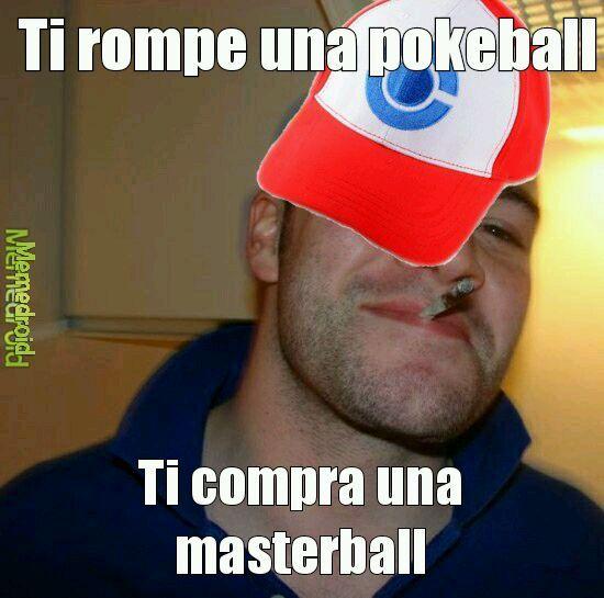 Poke-ball - meme