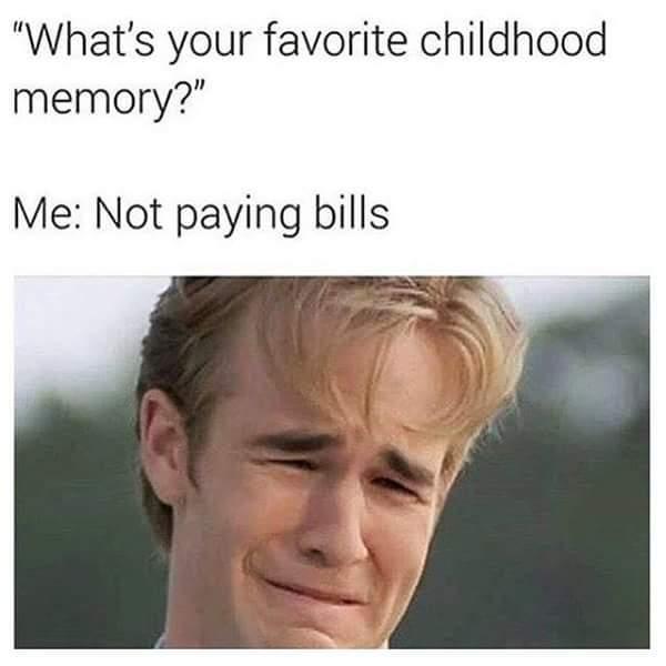 Bills...... - meme