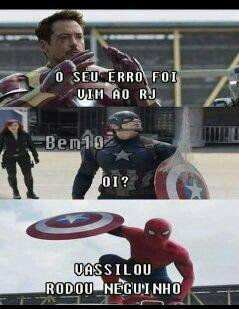 A cara do Brasil (hue br) - meme