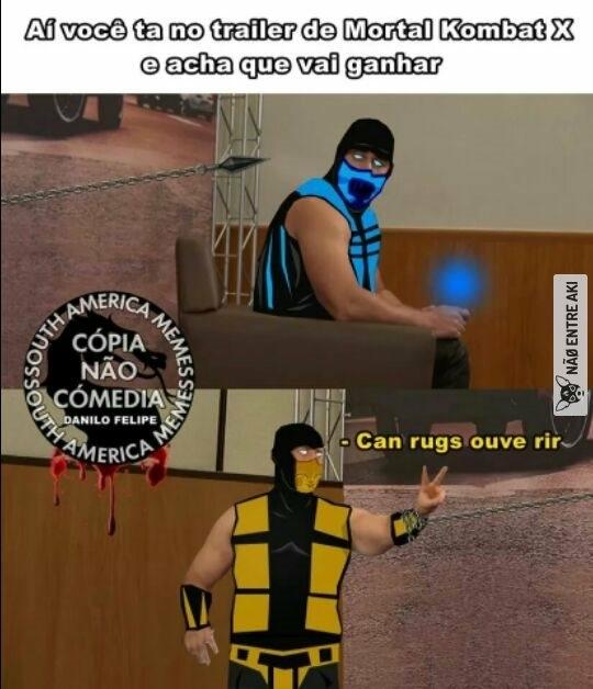 SE FOR REPOST, DENÚNCIA - meme