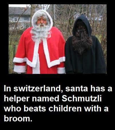 Merry Christmas naughty children. - meme