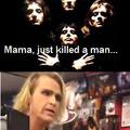Freddie would hit it.