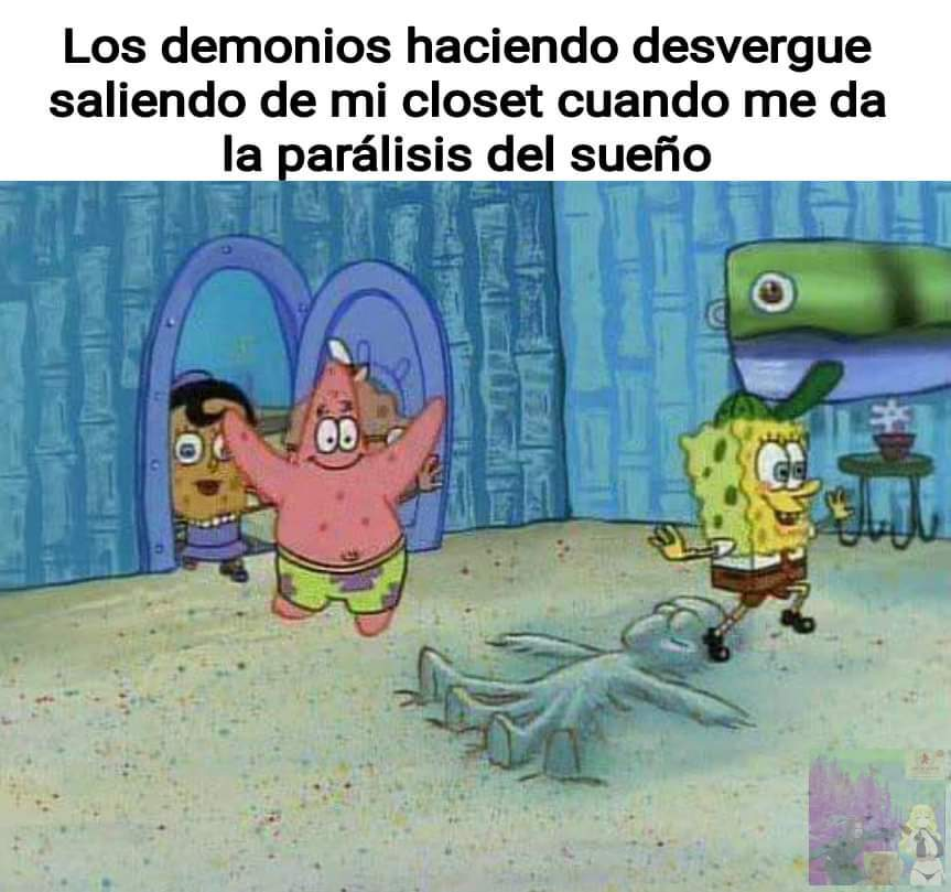No invitan :'c - meme