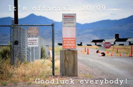 Good luck people - meme