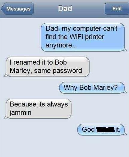 Its always jammin - meme