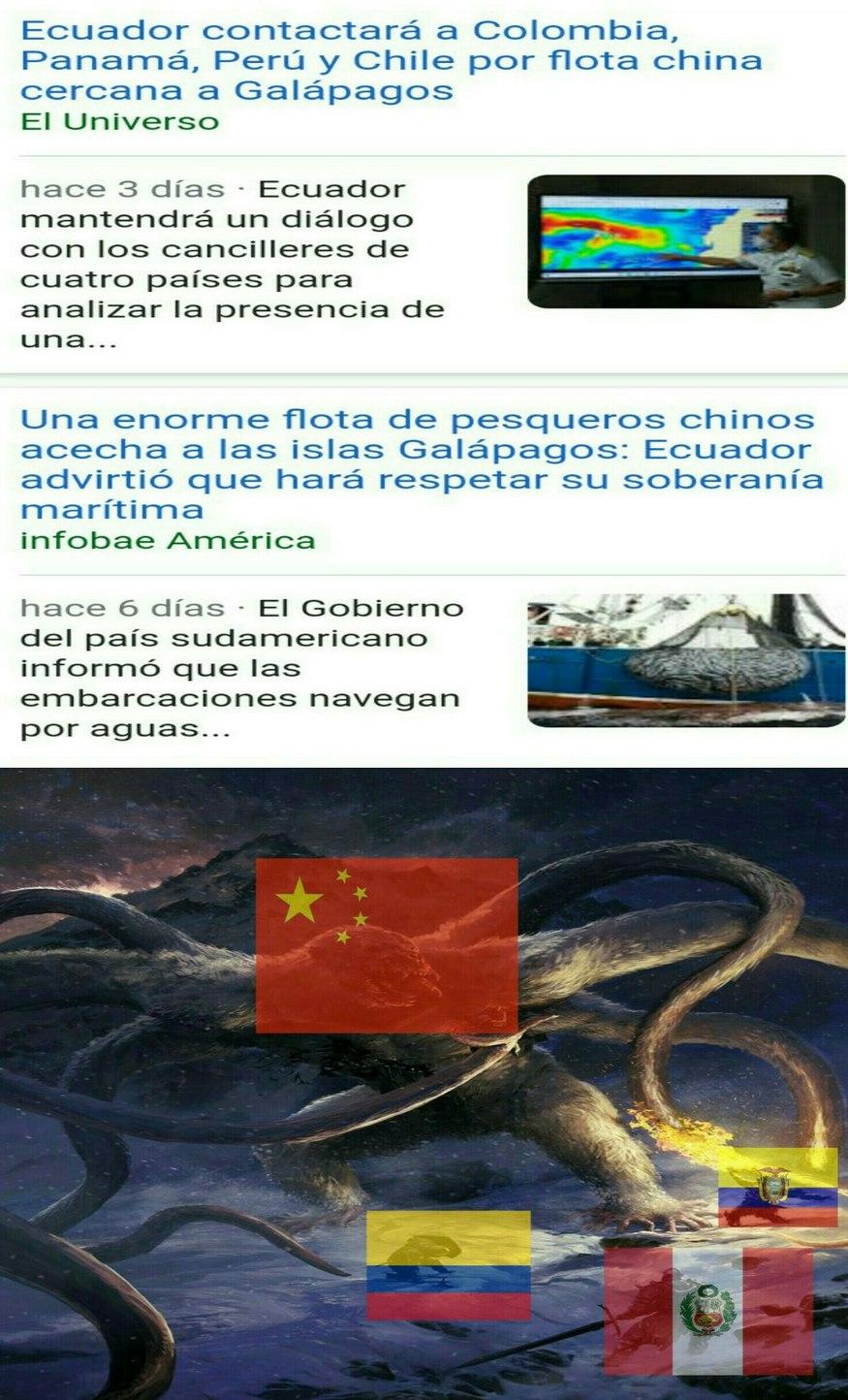 Como desaparecer media latinoamérica - meme