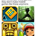 Now, only CoD Mobile, Asphalt 9 and Minecraft are worth my attention