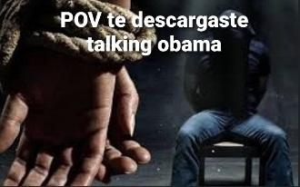 Talking obama - meme