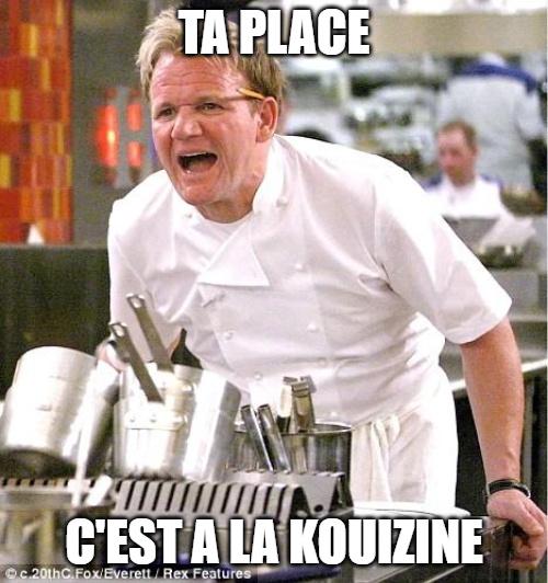 kouizine - meme