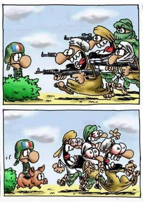 A L'ATTAQUE !!!! - meme