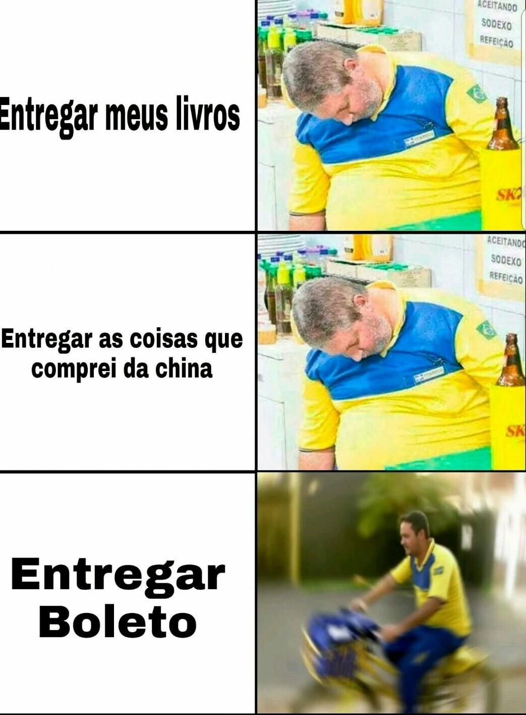Novo gorowar - meme