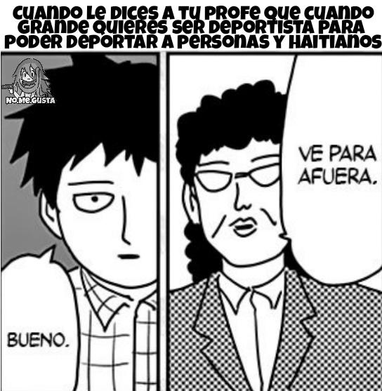 Manga: mob psycho 100 - meme