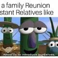 Distant ralatives
