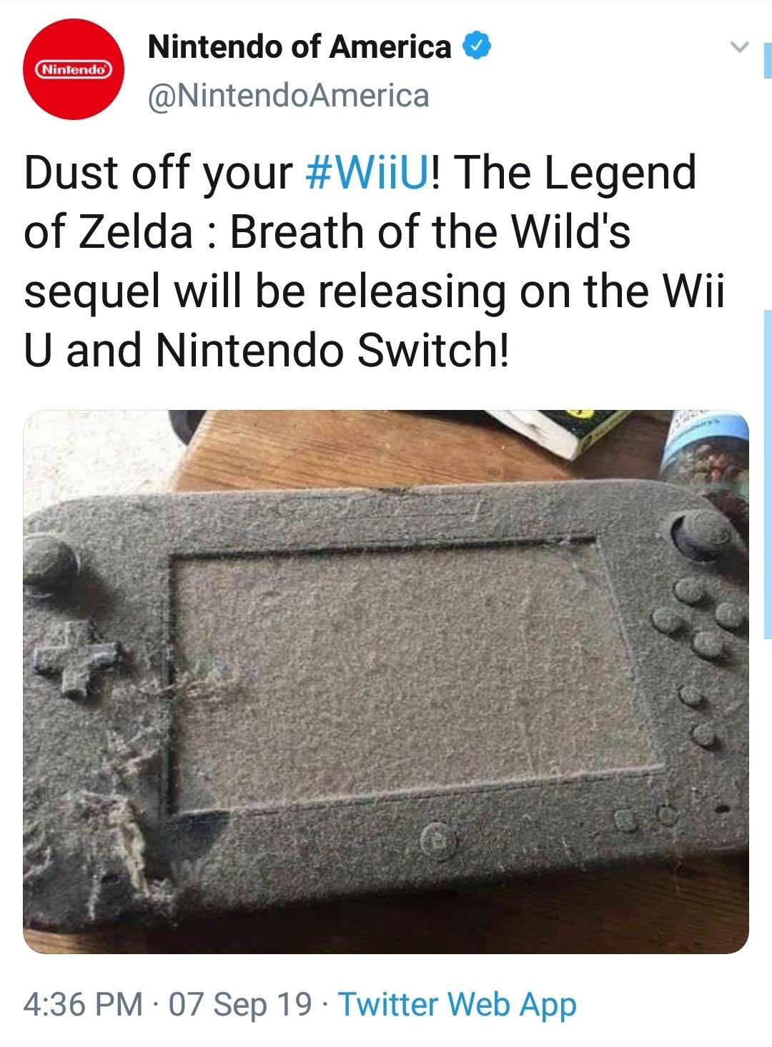 Very funny Nintendo... Very funny... - meme