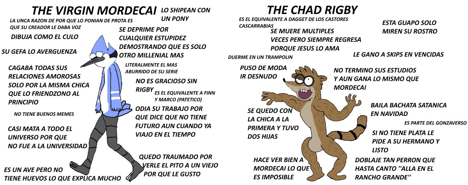 El chad Stanmanzan - meme