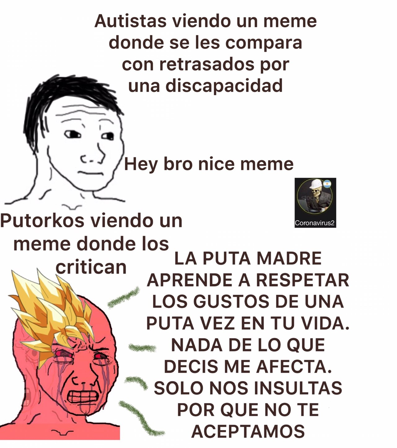 hey bro nice meme