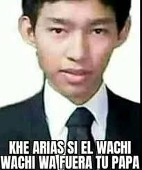 Wachi wachi wa - meme