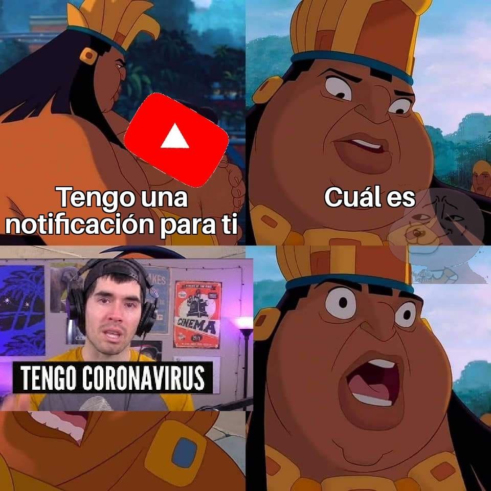 Nooooo, si no es mi iTownGamePlay entonces porque a juega Germán?! :why: - meme