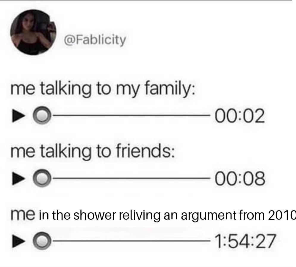 Me talk - meme