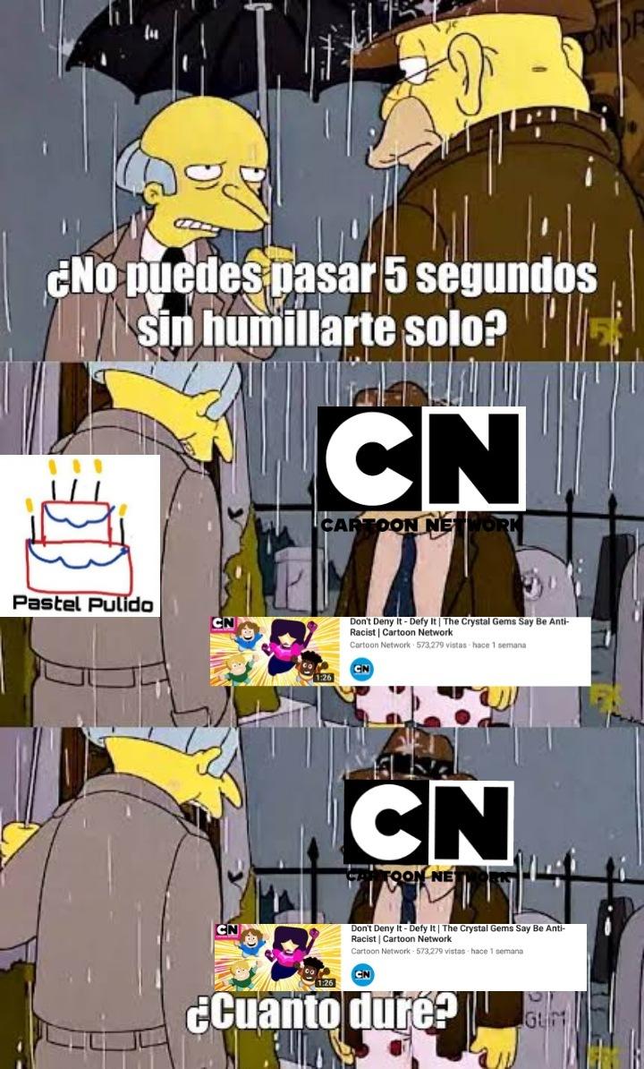 CN es una mina de memes :cannotchangemymind: