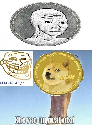 Quiero un país con este sistema monetario - meme
