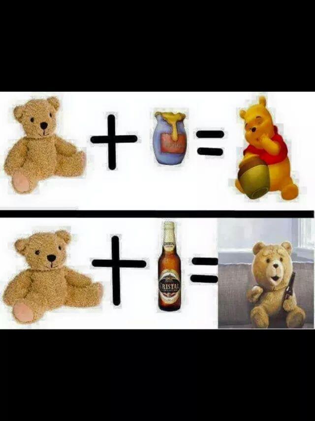 Ted. - meme