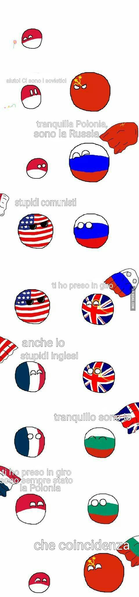 Meme tradotto quindi non repost ..... cito quellichebenpensano perché sì