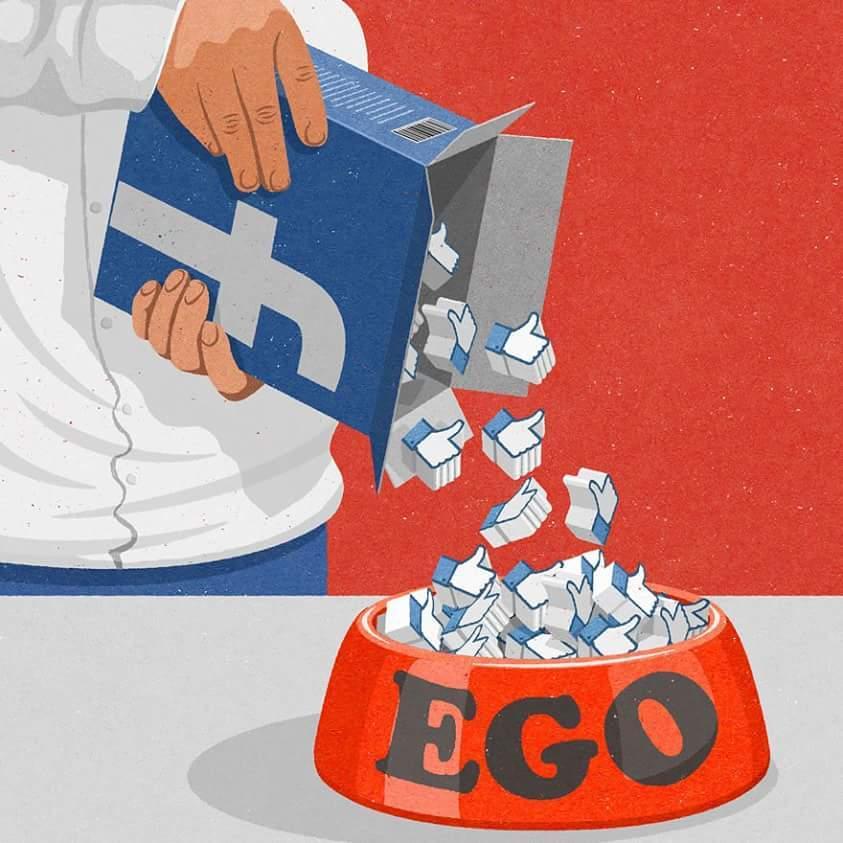 ego ... - meme