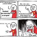 Lixos vermelhos!