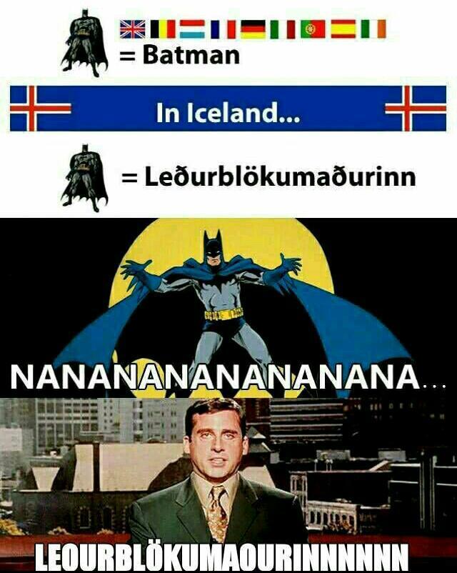 Sodio Sodio Sodio Sodio Sodio Batman :v - meme