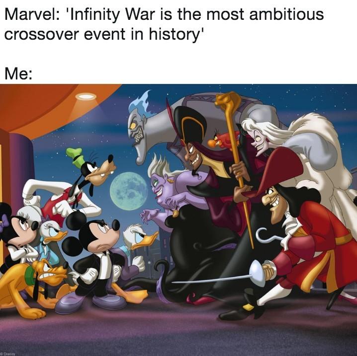 House of mouse - meme