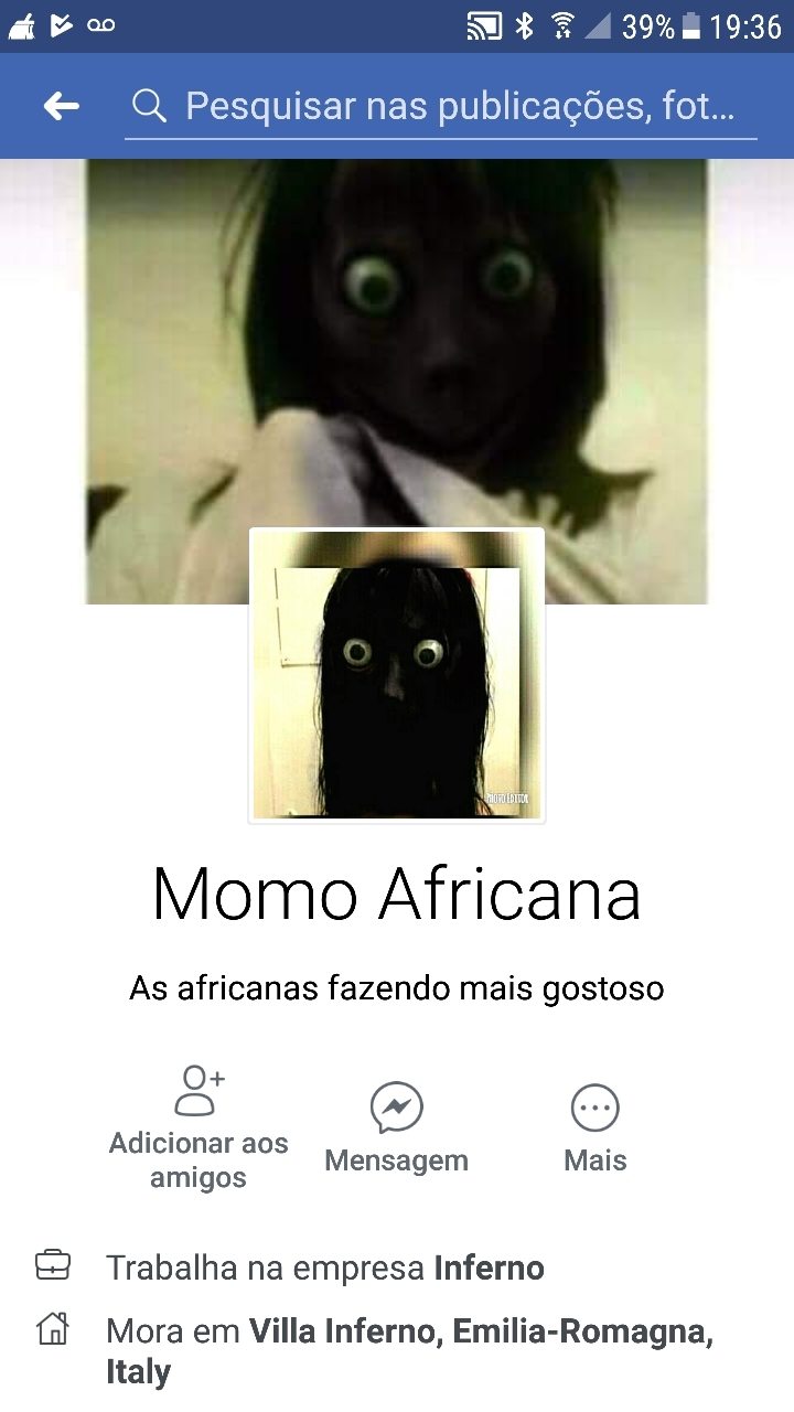 africanos - meme