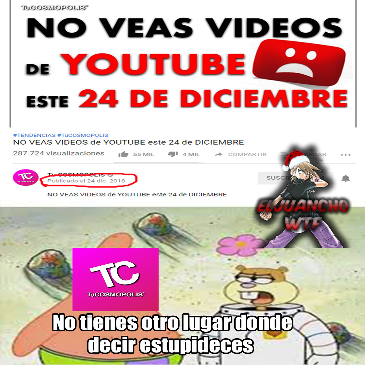 Tucosmopolis - meme