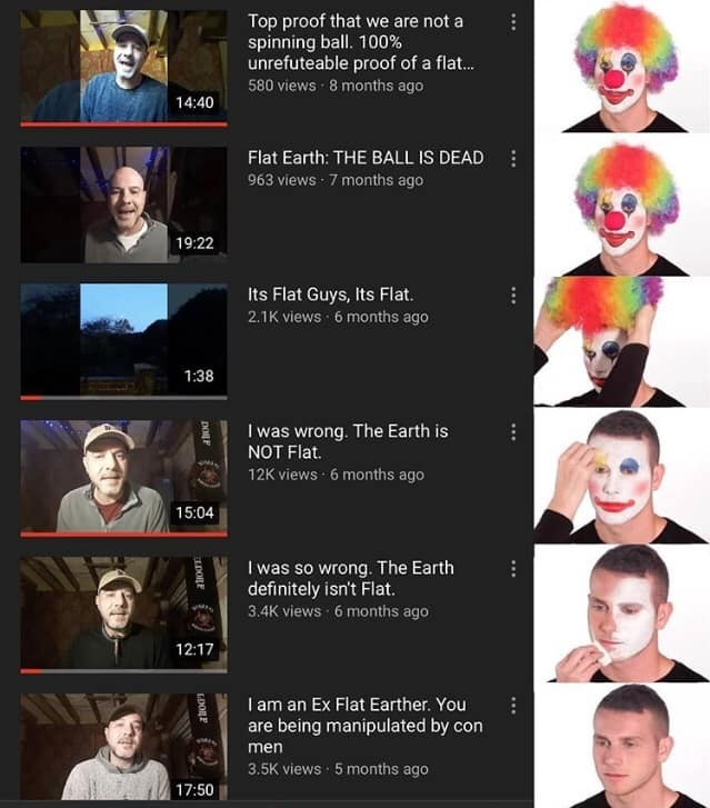 Evolucionó, increíble - meme