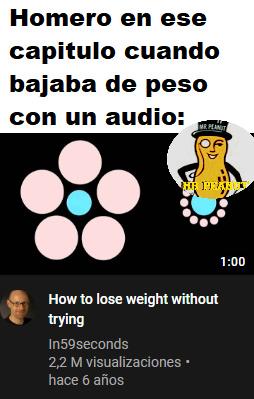 Lo vi en mis recomendados, creo que youtube trata de decirme algo.. - meme