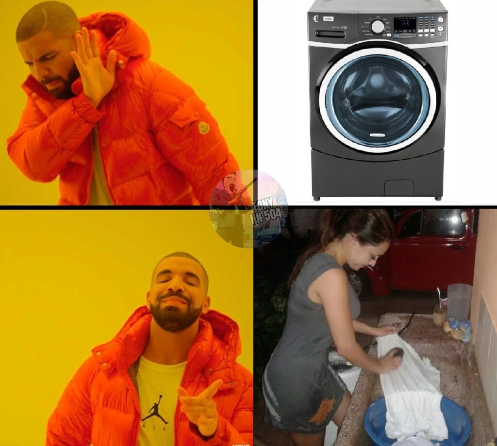 Son creadas  para eso - meme