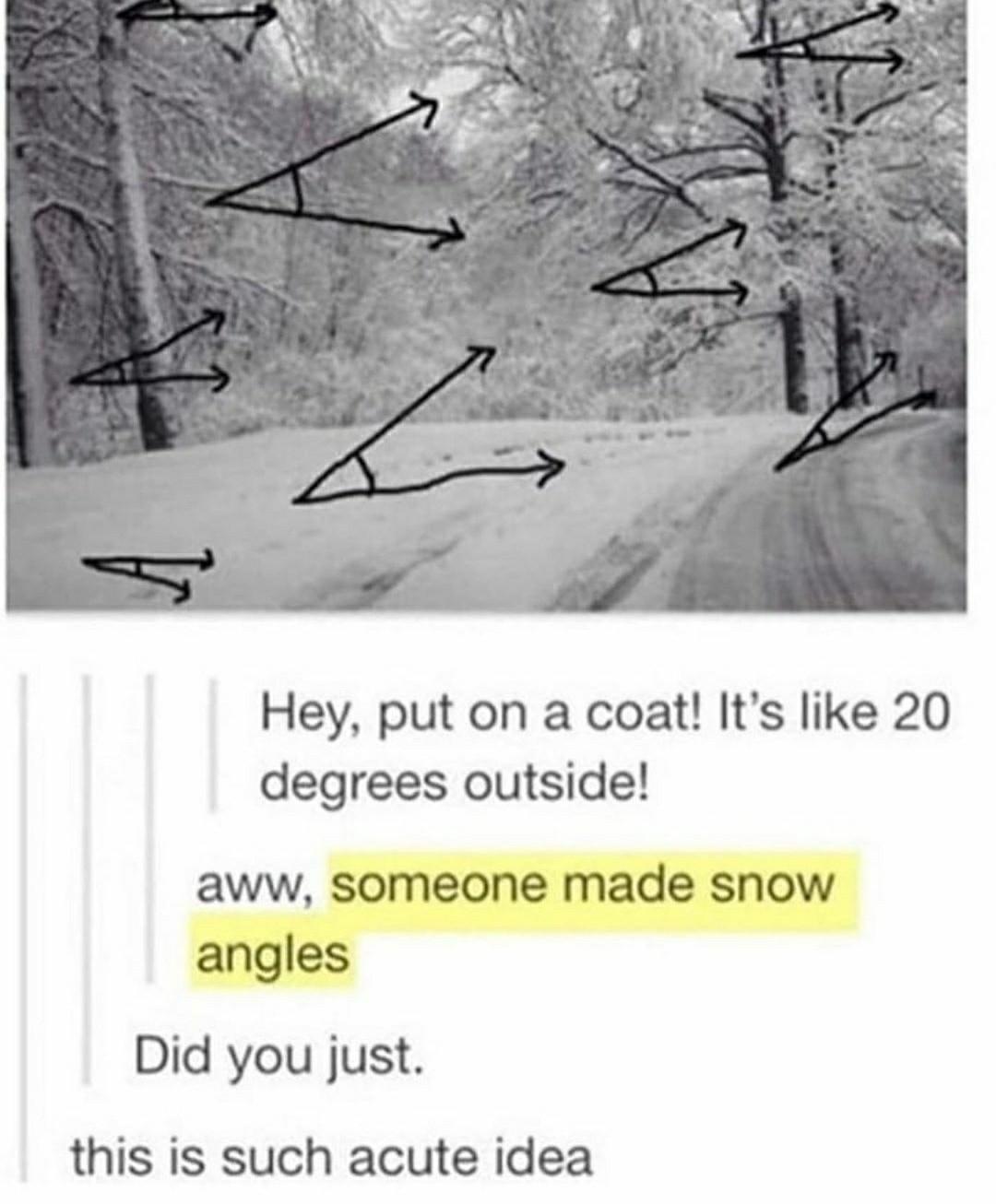 Geometry - meme