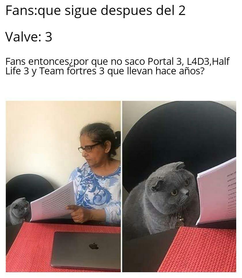 Valve - meme