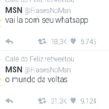 Voltamos para a era do MSN?