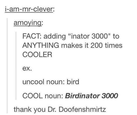 Inator 3000 - meme