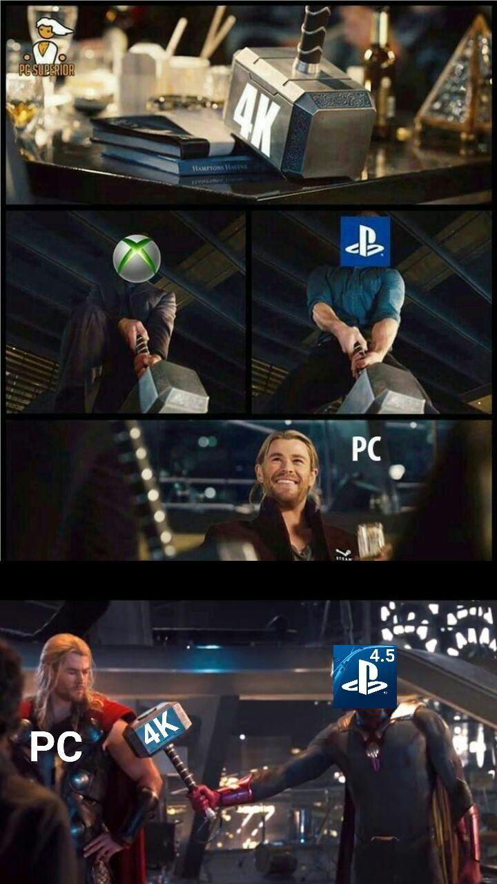 ✔ - meme