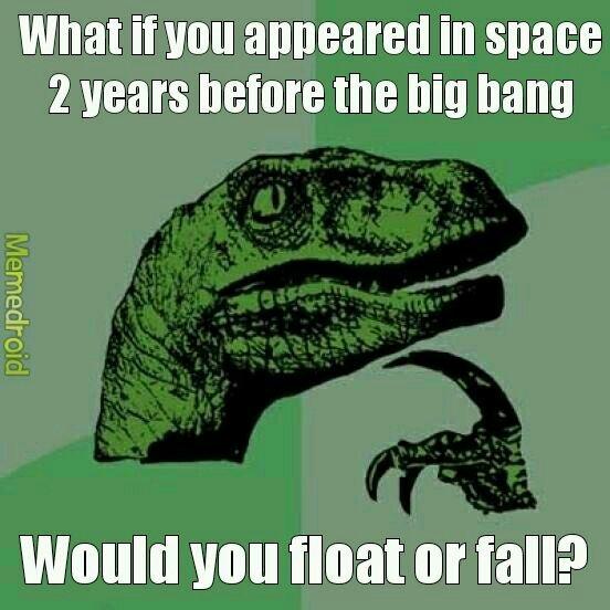Float i guess? - meme