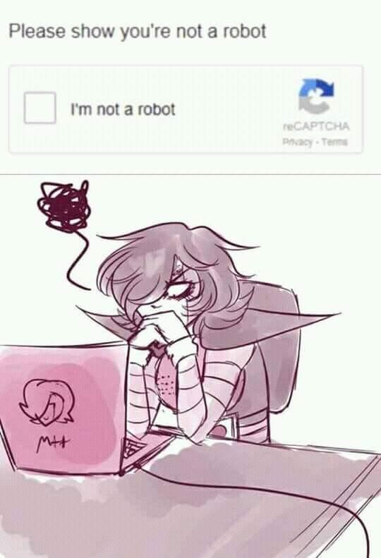 Pobre Mettaton. :^( - meme