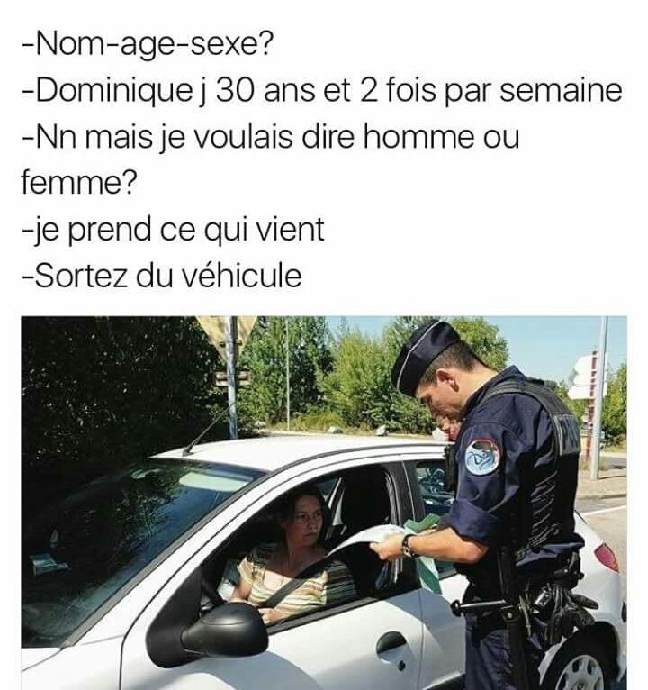 Police ! - meme