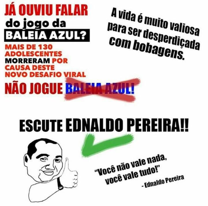 Ednaldo Pereira - meme