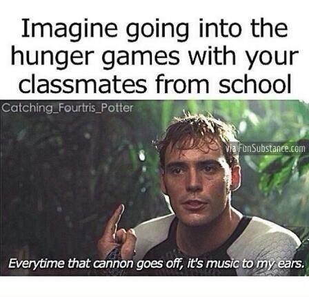 Hunger gmes - meme